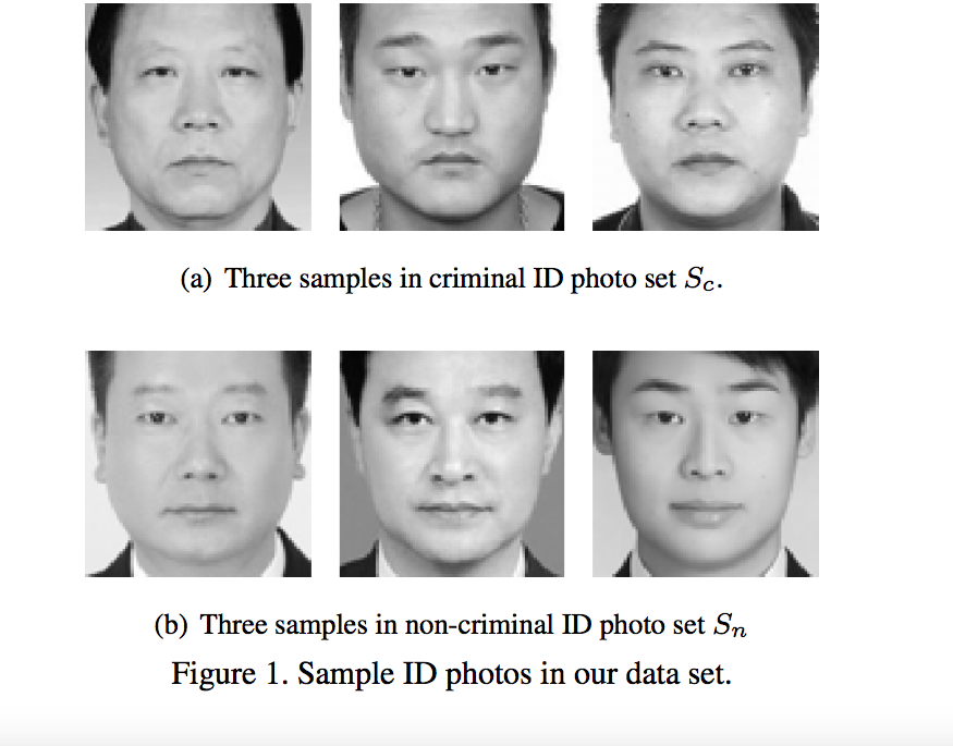 "Programa de computador ""detecta"" criminosos por suas características faciais"