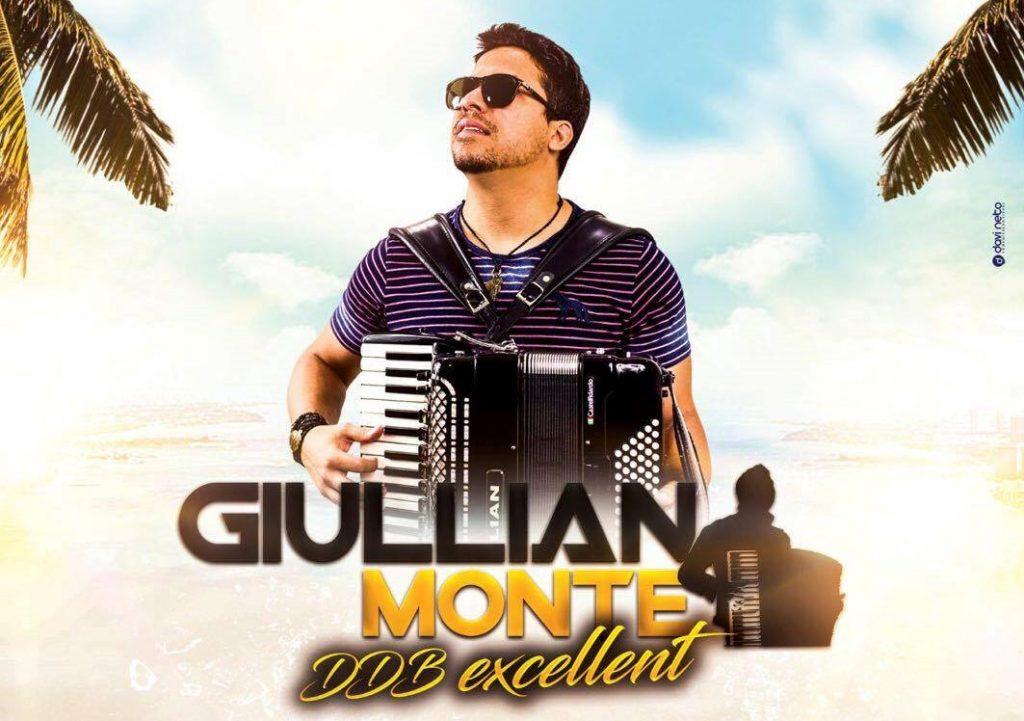 Giullian Monte grava DVD autoral na Via Costeira