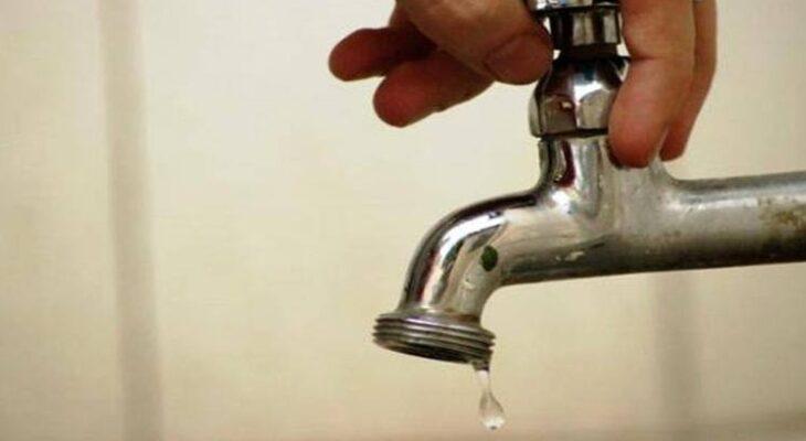 Devido a manutenção da Caern, 10 bairros ficarão sem água em Natal