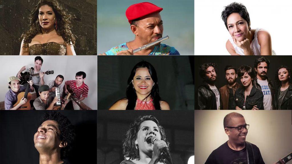 Campanha promove a música potiguar e seus valores