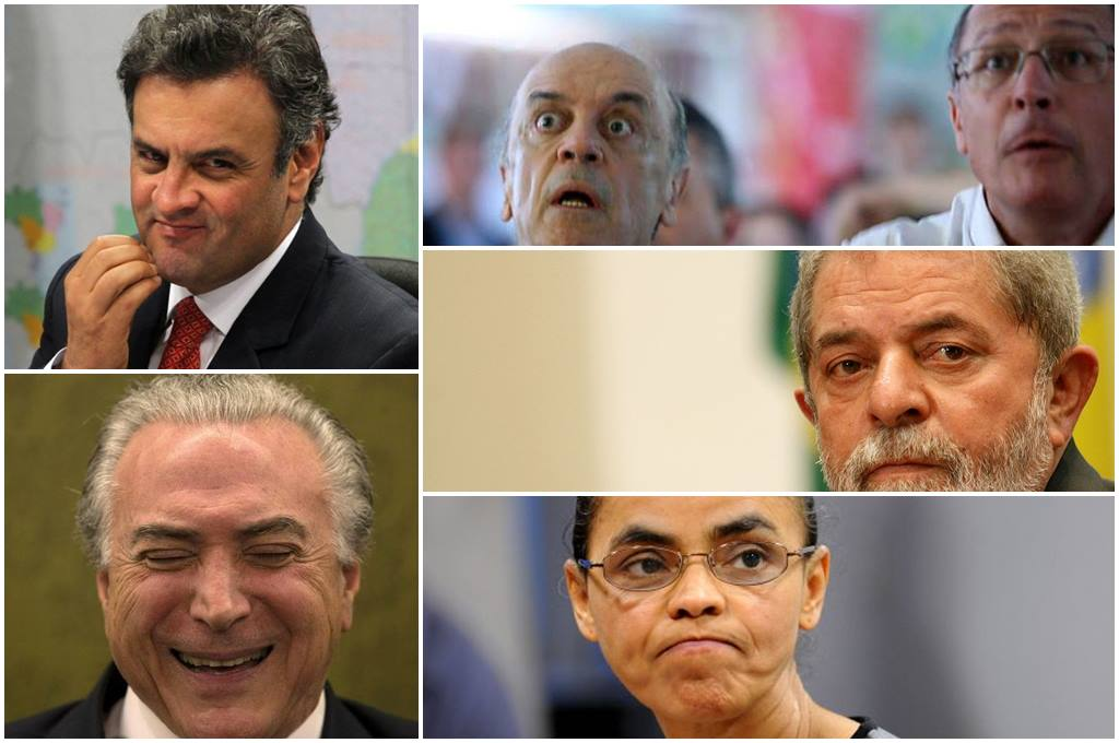 Candidatos para eleições de 2018 são citados na Lava Jato