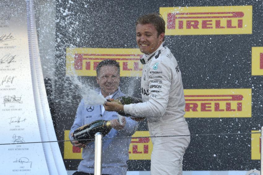 Nico Rosberg anuncia aposentadoria da Fórmula 1