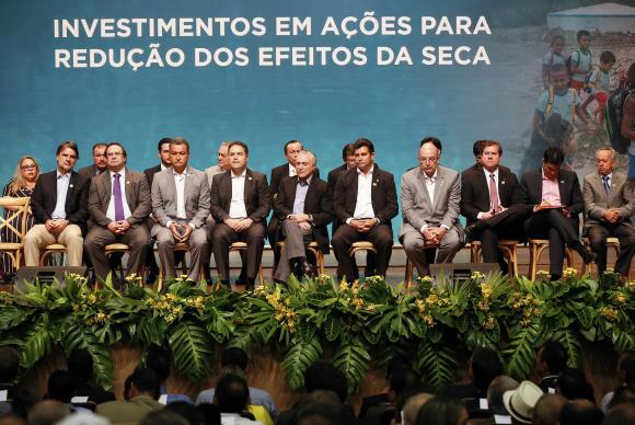"""Temer quer ser lembrado como """"o maior presidente nordestino"""" do Brasil"""