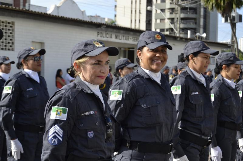 PL prevê reserva de 25% das vagas para mulheres em concursos na área da segurança