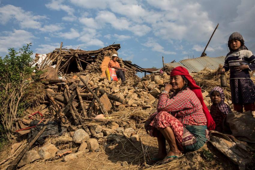 Desastres naturais geraram US$ 175 bilhões de danos em 2016