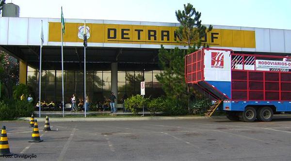 Home office: DF autoriza servidores do Detran a trabalhar de casa