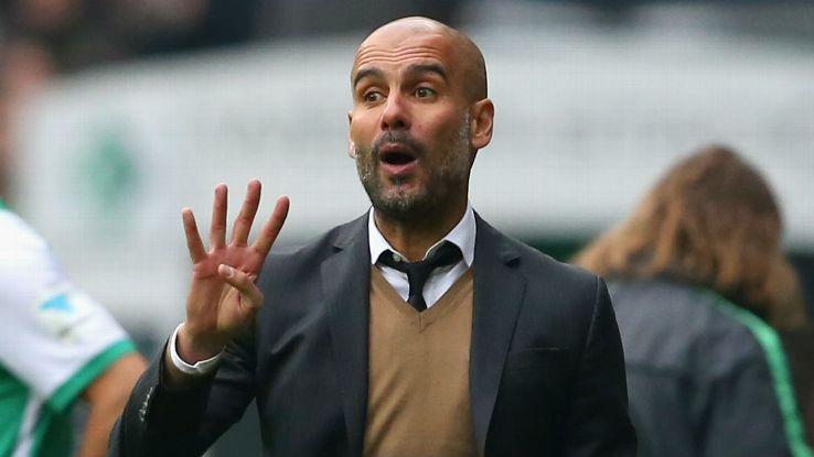 Pep Guardiola afirma estar perto do fim da carreira