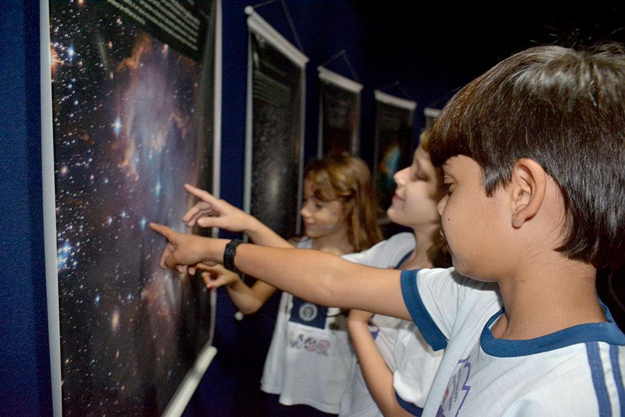 Planetário de Parnamirim abre inscrições para colônia de férias