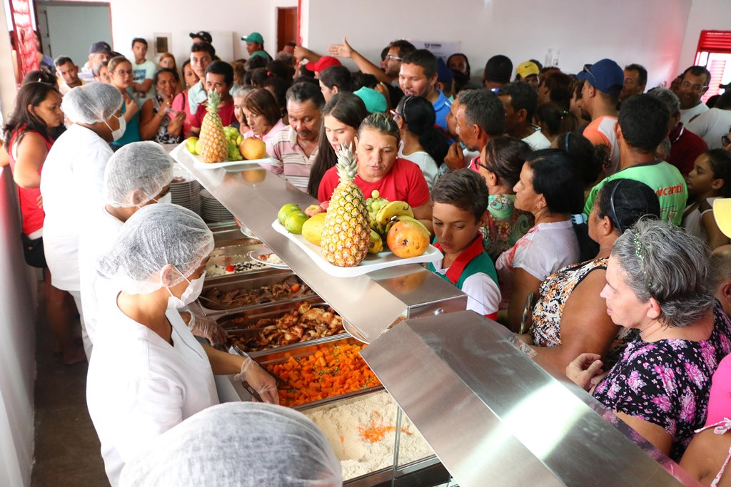 Restaurante Popular do Planalto será inaugurado na próxima terça-feira (10)