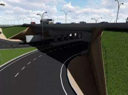 tunel br 101