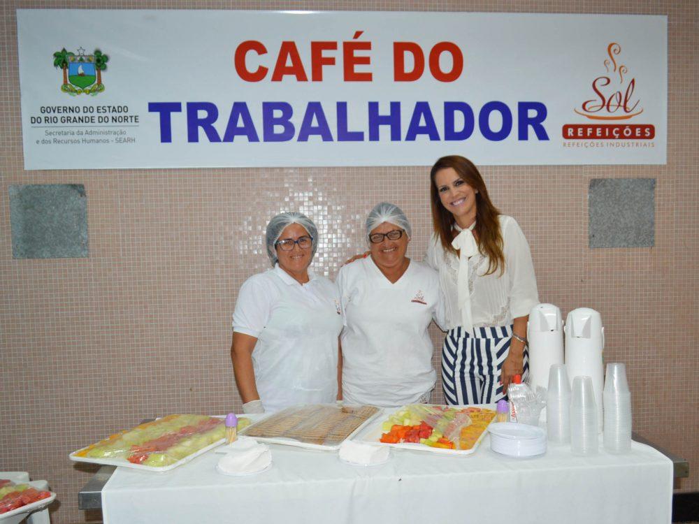 Governo do RN vai abrir mais 11 Cafés do Trabalhador