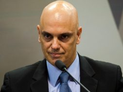 Sabatina de Alexandre de Moraes na CCJ no Senado