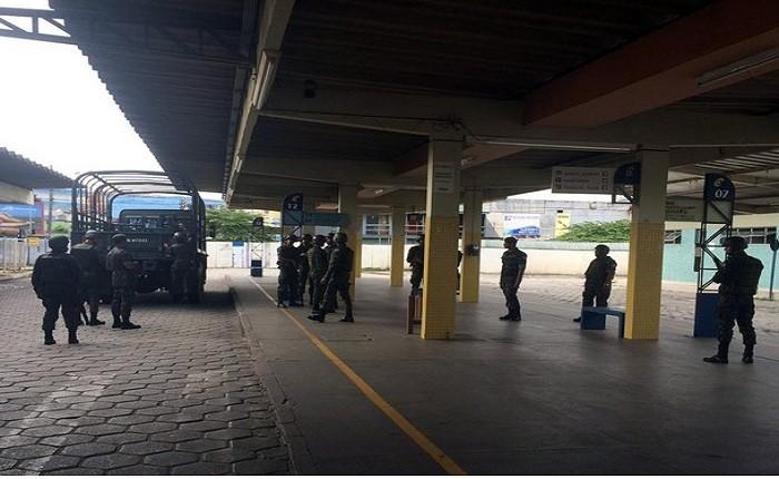 Sindicalista é encontrado morto e ônibus param de circular no Espírito Santo