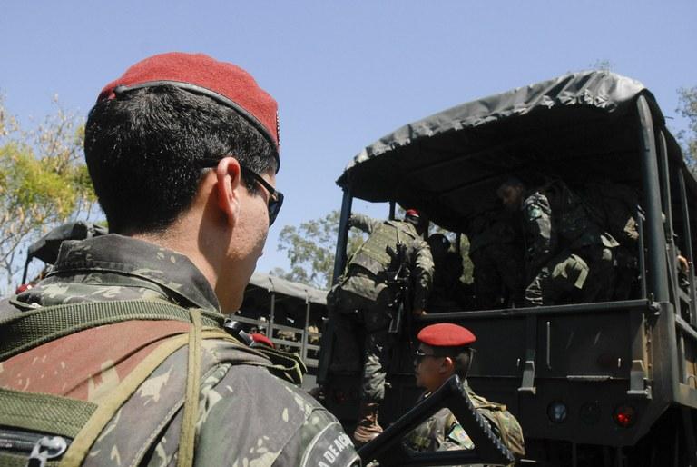 """MPF recomenda que Forças Armadas não comemorem """"golpe de 64"""" no RN"""