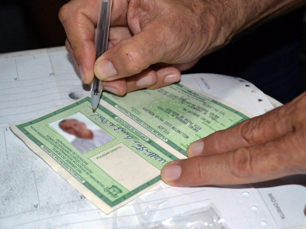 ITEP regulamenta isenção para carteira de identidade no RN