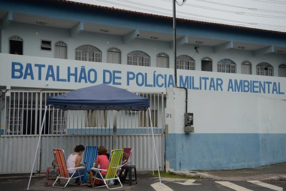 703 policiais militares são indiciados no Espírito Santo por revolta