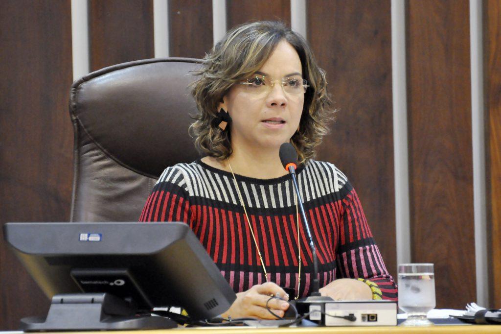 Deputada Larissa Rosado
