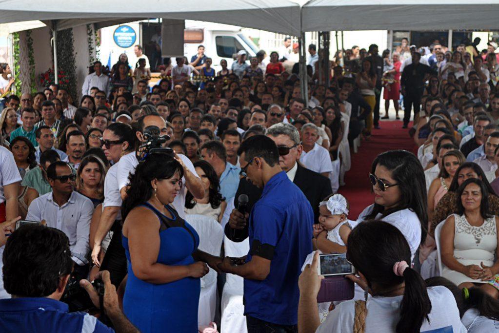Abertas inscrições para casamento civil comunitário no bairro das Rocas