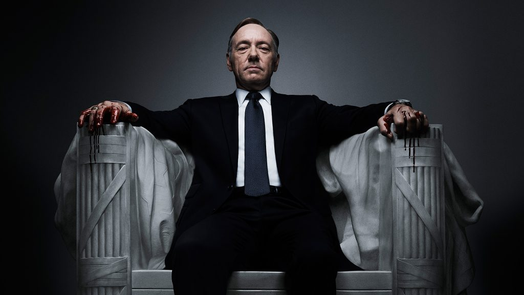 "Netflix cancela ""House of Cards"""