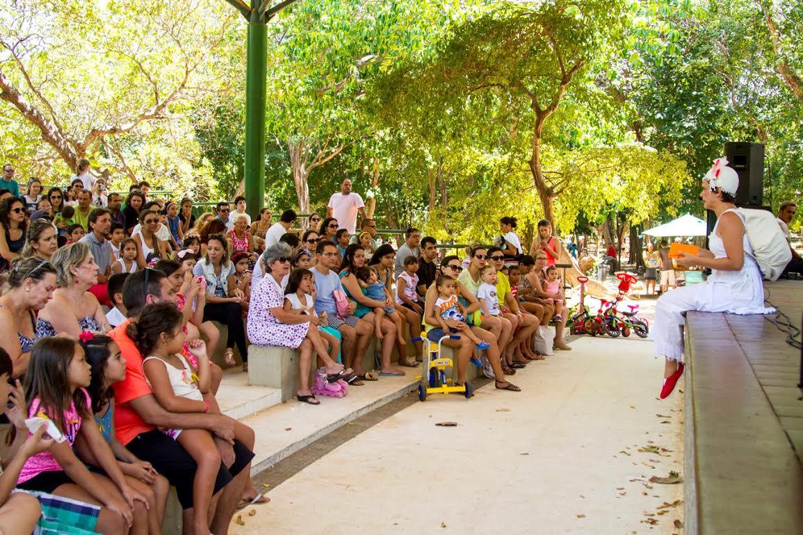 Parque das Dunas recebe atrações culturais nesse fim de semana