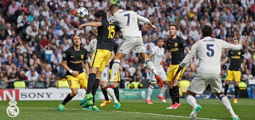 Cristiano Ronaldo dá show e Real abre vantagem na Champions