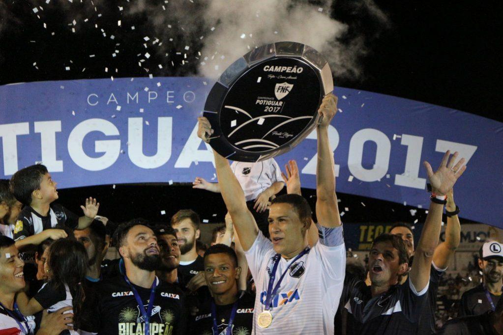 ABC fica no empate com o Globo e conquista seu 54º título estadual
