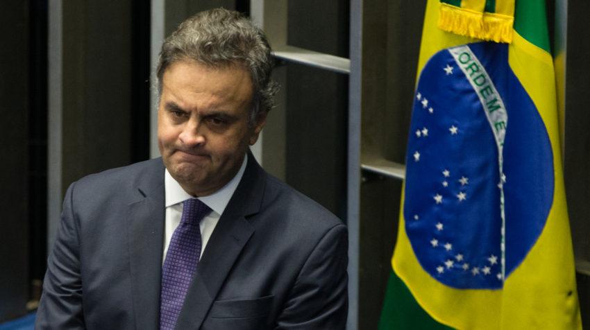 Janot reitera pedido de prisão preventiva de Aécio Neves