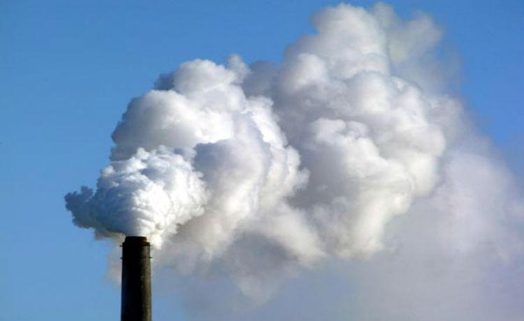 Concentração de CO2 na atmosfera bate novo recorde