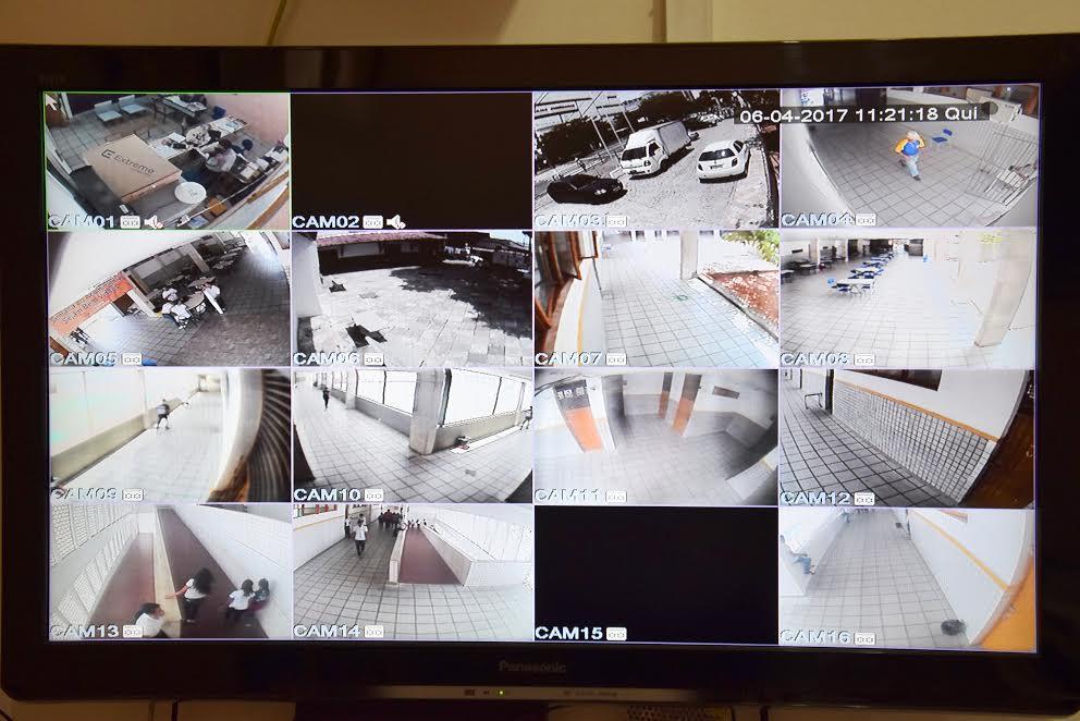 Projeto de Lei quer instalar monitoramento por câmeras nas escolas do RN