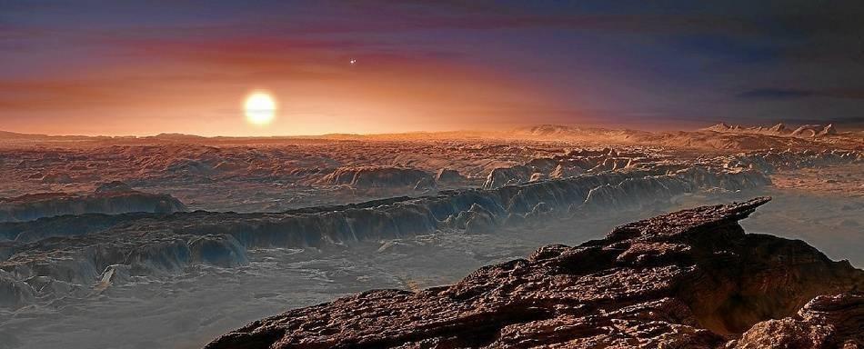 Próximo do Sol, planeta Proxima B pode hospedar vida