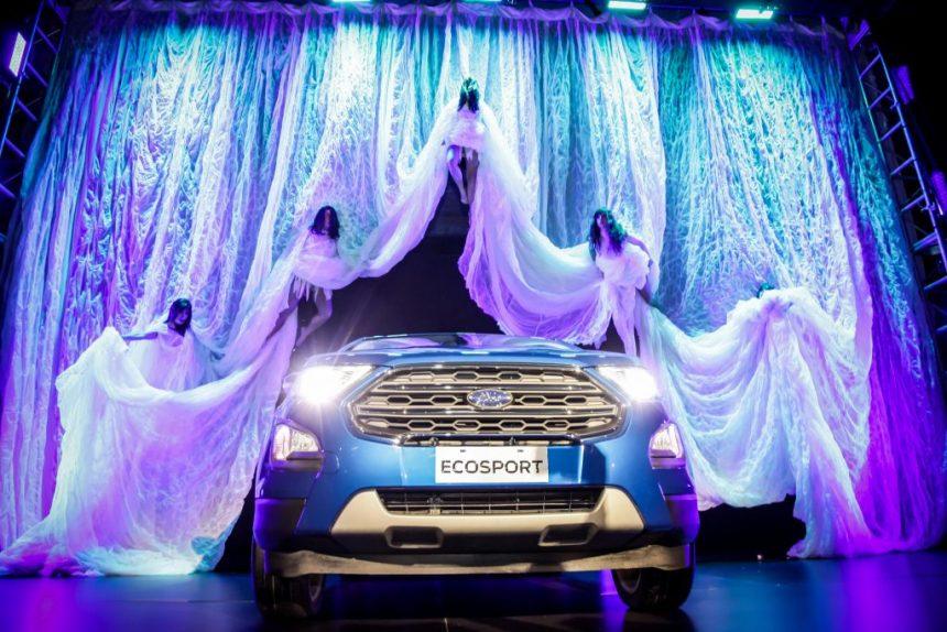Novo Ecosport dá as caras na Argentina, mas vai chegar primeiro ao Brasil