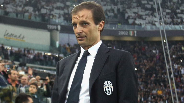 Allegri quer Juventus 'diabólica' para derrotar Real Madrid