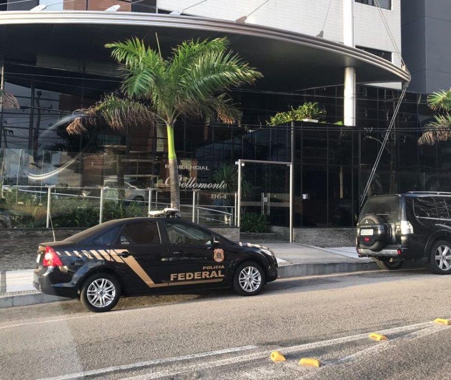 polícia federal prende henrique alves