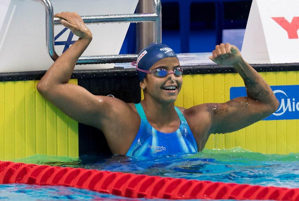Etiene Medeiros: mulher, negra, nordestina e campeã mundial