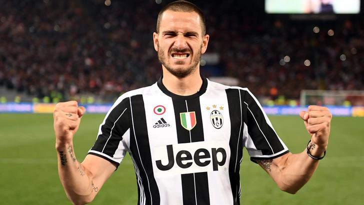Milan confirma contratação de Bonucci por 5 temporadas