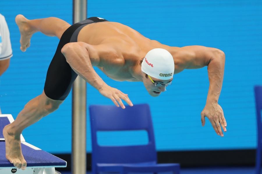 Marcelo Chierighini fica em quinto nos 100 livre; saiba como foram os outros brasileiros no mundial