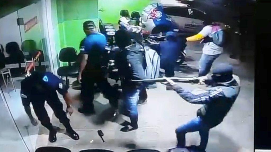 ataque em Monte Alegre