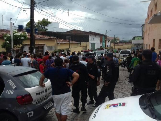 Policial Militar é assassinado com vários tiros na Zona Oeste em Natal