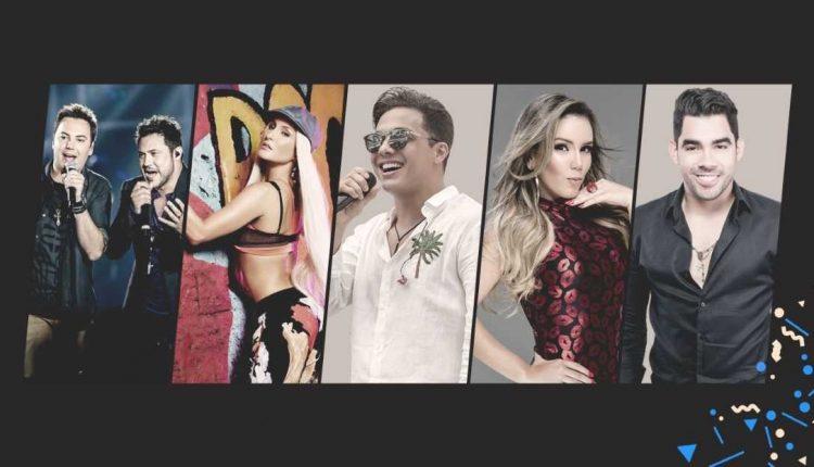 """Claudia Leitte, João Bosco & Vinicius e Wesley Safadão participam do """"Música Boa ao Vivo"""""""
