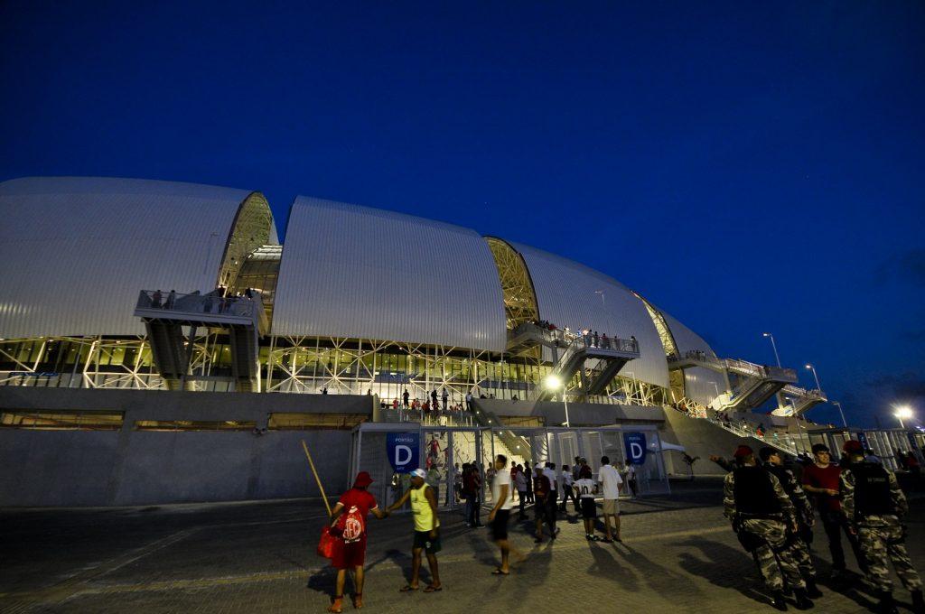 Arena das Dunas recebe rodada dupla neste domingo (27)