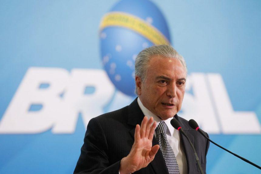 """Temer diz que Reforma da Previdência só será votada se """"vitória estiver garantida"""""""