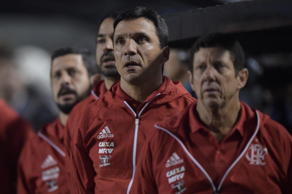 Zé Ricardo se enterra cada vez mais no Flamengo