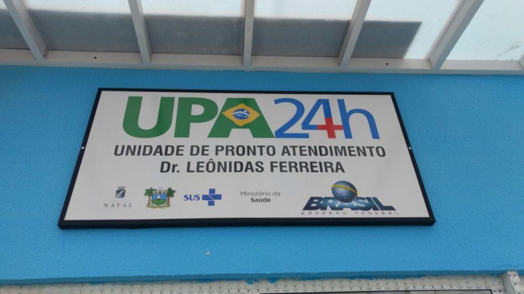 UPA Sul cidade satélite natal