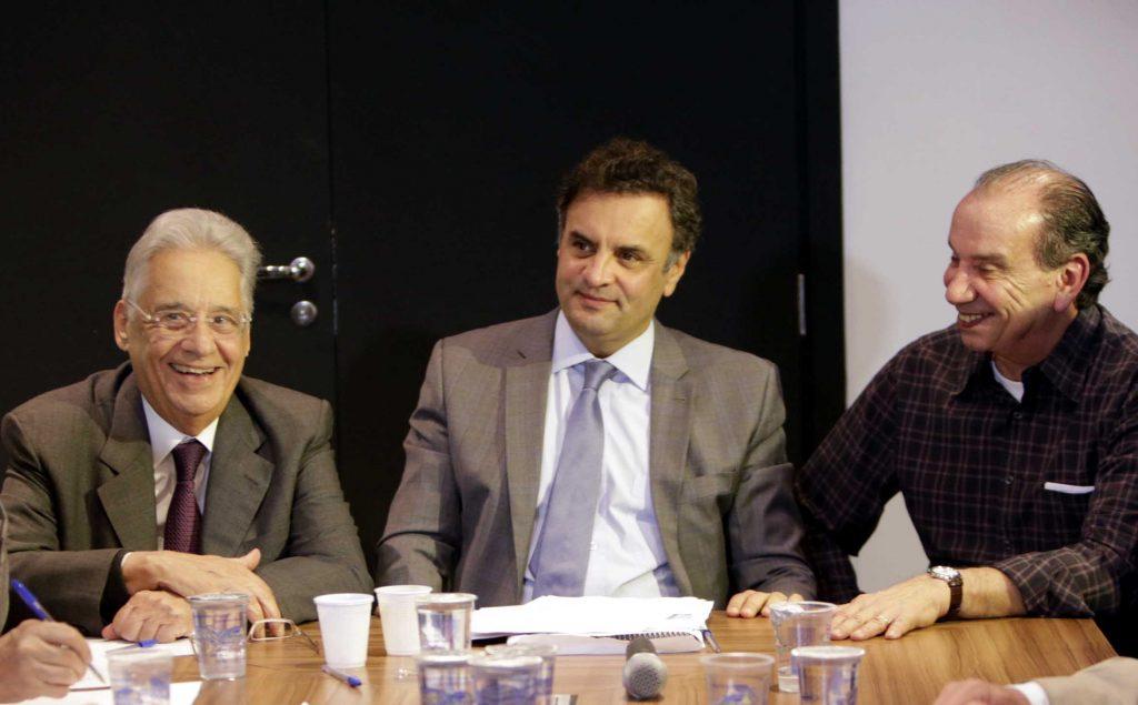 Com mais de um candidato à Presidência, FHC promove encontro entre senadores do PSDB