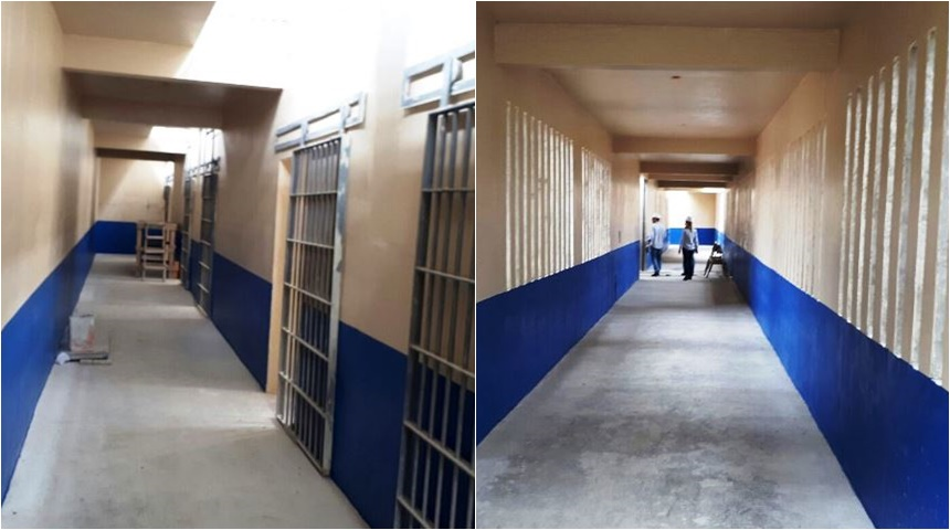 Com três pavilhões, cadeia de Ceará-Mirim será entregue em outubro