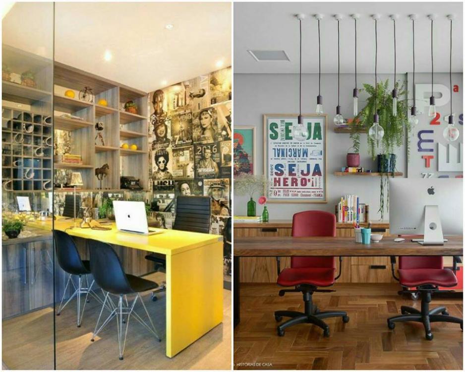 Dicas para deixar seu escritório ou home office mais estiloso