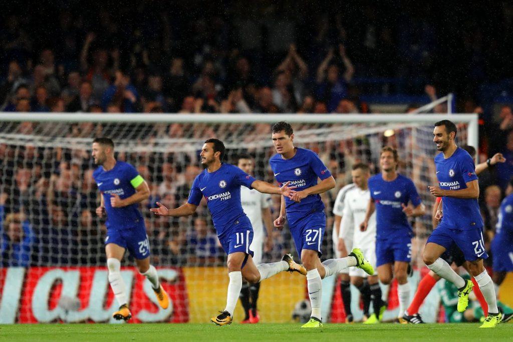 Chelsea goleia em casa, Alisson salva a Roma e United inicia bem; veja os resultados da Champions