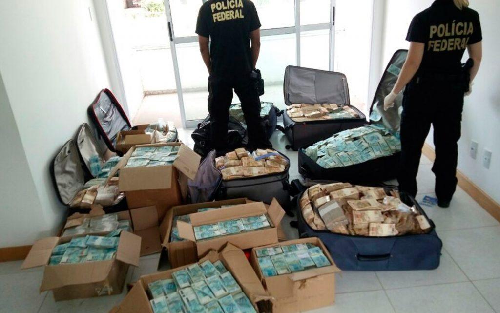 Geddel Vieira bunker dinheiro Polícia federal