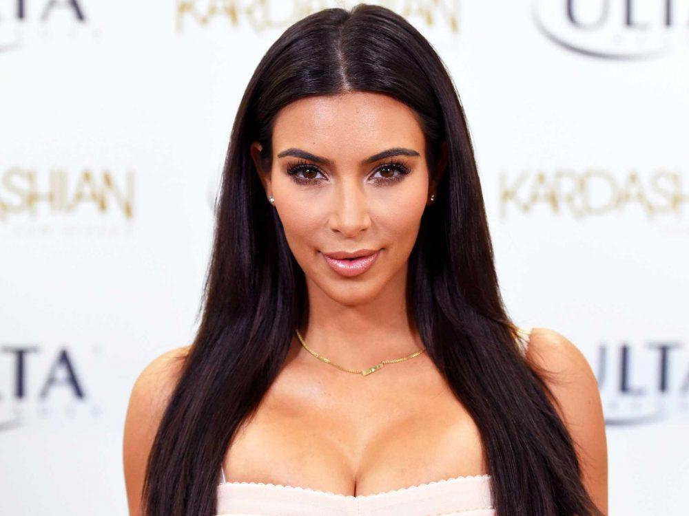 Kim Kardashian está grávida de seu 3° filho