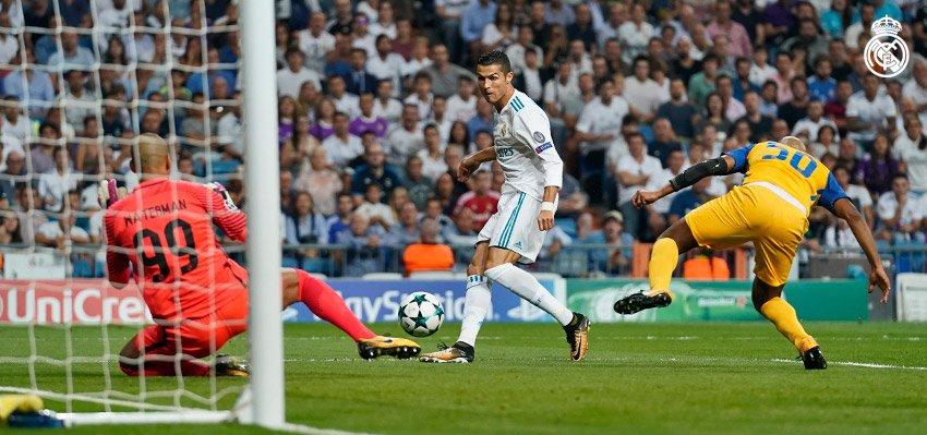 Real Madrid estréia com vitória na Champions